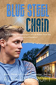 Blue Steel Chain: A Contemporary mm romance (Trowchester Series Book 3) by [Beecroft, Alex]
