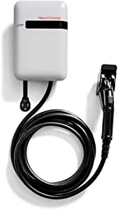 PowerCharge Energy (BC & QC Rebate Ready BC3-32-A-N) – Level 2 Electric Vehicle Charger, 240 Volt 208 Volt Charging Station, UL and ULC Listed EVSE, 25 FT cable