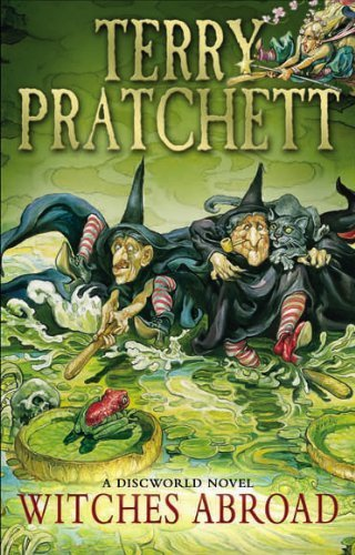Witches Abroad Discworld Pratchett Paperback product image