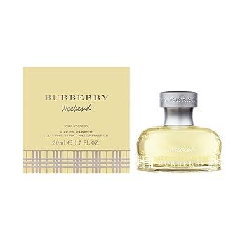 Burberry Weekend For Women Eau De Parfum 50 Ml Amazoncouk Luxury