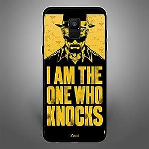 Samsung Galaxy A6 I am the one who knocks