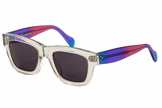 Amazon.com: Celine 41732/S/Turquesa Lluvia de vidrio ...