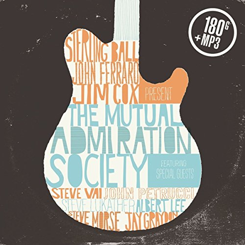 Vinilo : John Ferraro and Jim Cox Sterling Ball - Mutual Admiration Society (LP Vinyl)