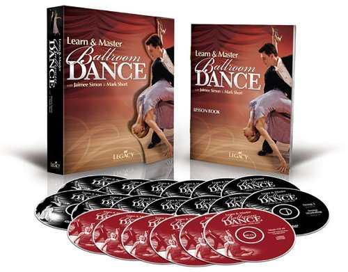 Learn & Master Ballroom Dancing Pap/DVD/Co Edition by Simon, Jaimee published by Hal Leonard Corporation (2010) (Moore Maria Dvd)