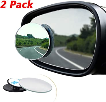 Snowmobiles As Well Great For Motorcycles Best Blind Spot Mirror 4 Pack Blind Spot Mirror For SUV /& Blind Spot Mirrors For Cars Rust Resistant Aluminum Rear View Blind Spot Mirrors 4pcs Essential Contraptions 1 Trucks
