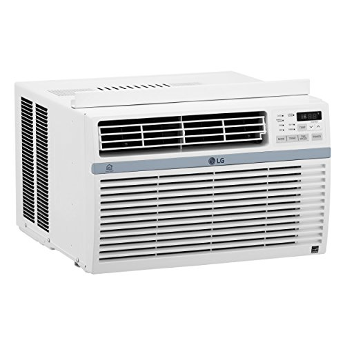 LG LW1016ER 10,000 BTU 115V Window-Mounted AIR Conditioner with Remote Control by LG (Image #2)