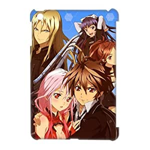 CTSLR Cartoon Guilty Crown Protective 3D Hard Case Cover Skin for iPad Mini-1 Pack- 1