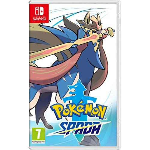 Pokémon Spada Nintendo Switch Importación italiana
