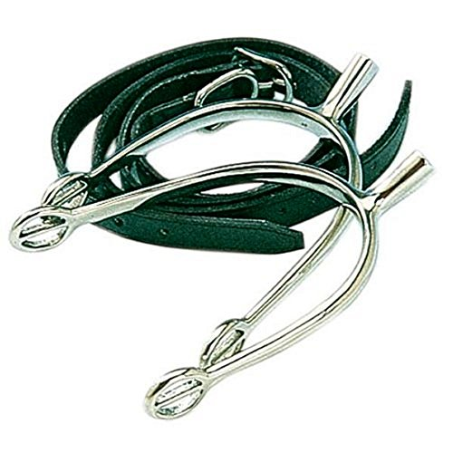 Korsteel POW Show Spurs - Ladies - 3/4 Neck