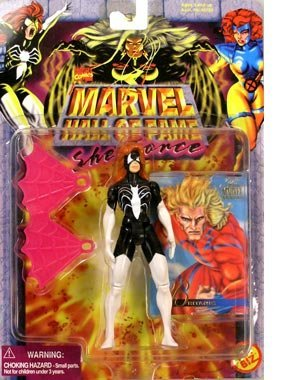 Marvel Hall of Fame She-force - SPIDER-WOMAN Action - Of Marvel Fame Hall