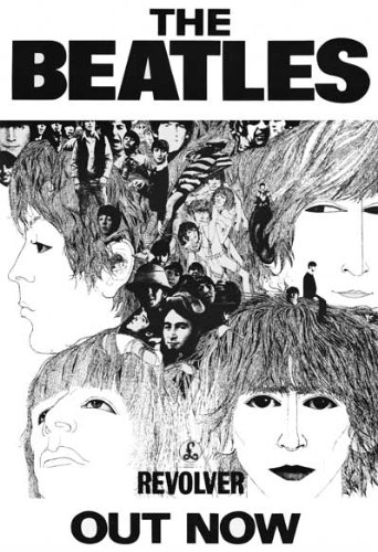 The Beatles Poster Revolver