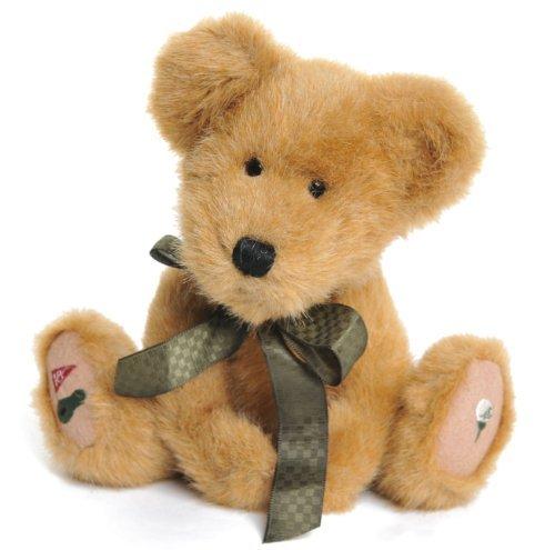 Mulligan T. Duffer 10inch Golfing Bear by Boyds [Toy] (Golfing Teddy Bear)