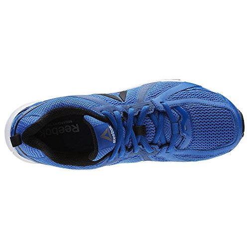 Reebok Runner Laufschuh für Herren Ehrfürchtiges Blau / Schwarzes / Weiß / Zinn