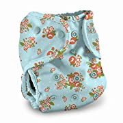 Buttons Cloth Diaper Cover - One Size (Afternoon Tea)
