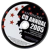 Murphy's Magic CD Antinomy Annual Year 1 2005 DVD