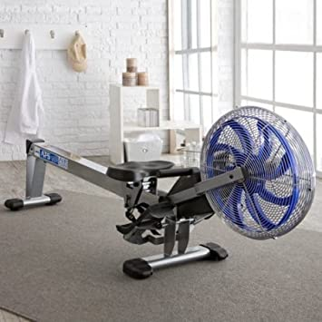 Air rowing machine fitness exercise cardio workout training home