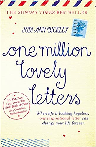 amazon one million lovely letters when life is looking hopeless