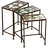Attractive IMAX 74045 3 Torry Nested Tables, Set Of 3