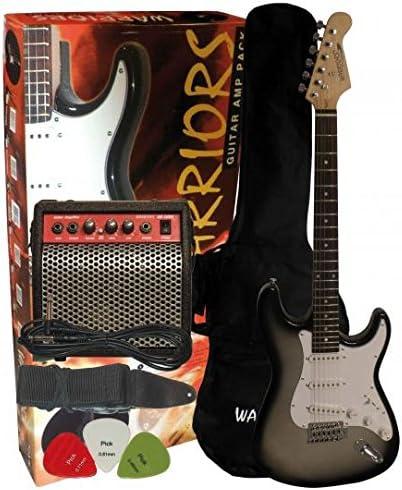 Pack Completo Guitarra eléctrica dégradée con amplificador 10 ...