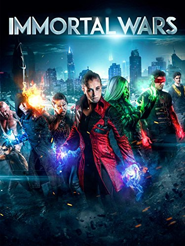 The Immortal Wars - 2011 Immortals