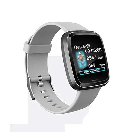 Felicy Smartwatch Monitor de frecuencia cardíaca, presión ...