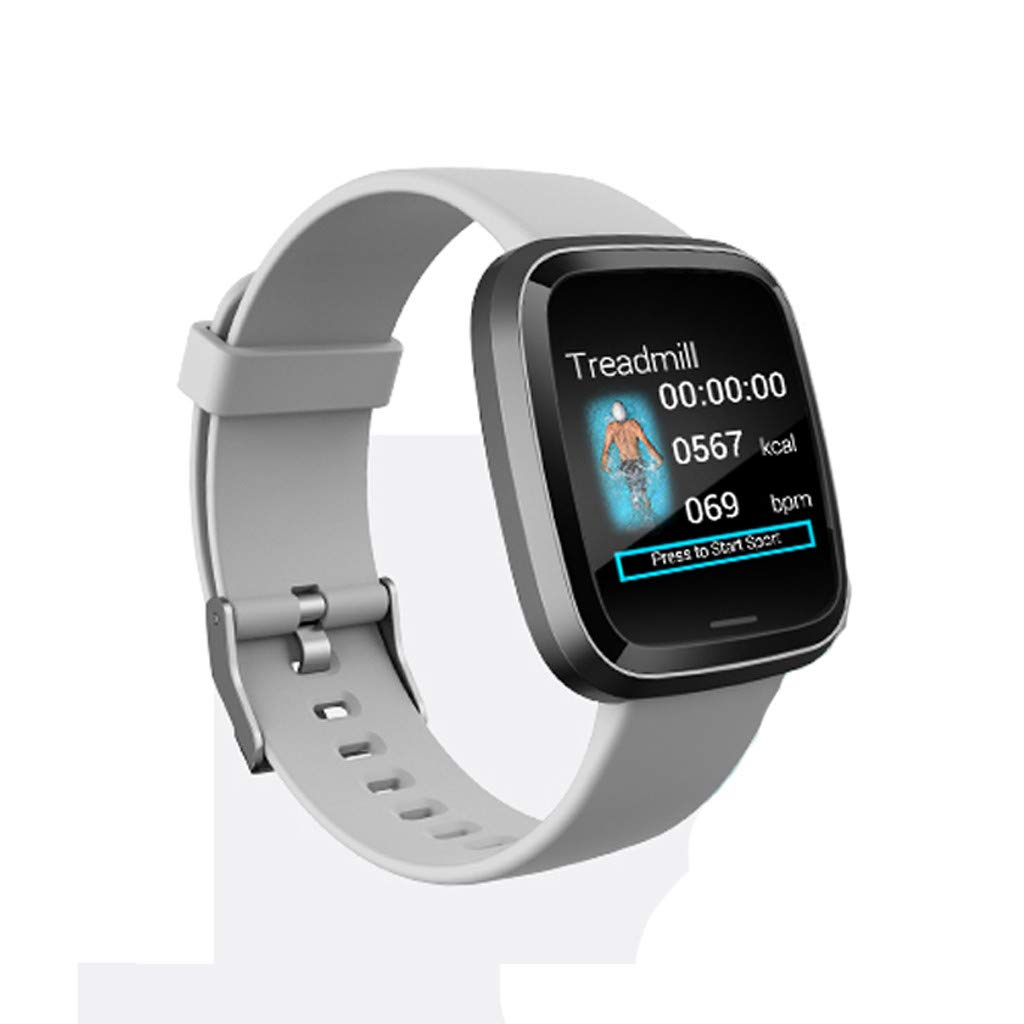 WELCOMEUNI Smart Watch Fitness Watch Activity Tracker with Heart Rate Blood Pressure Sleep Monitoring Pedometer Tracker