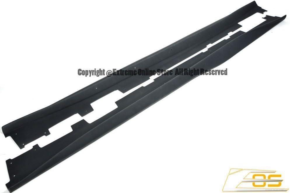 For Chevrolet Chevy Camaro 16-Up 2016 2017 2018 ZL1 Style EOS Side Skirts Rocker Panels Body Kit