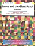 James and the Giant Peach Teacher Guide, Novel Units, Inc. Staff, 156137055X