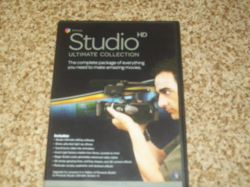 - PINNACLE STUDIO ULTIMATE COLLECTION VERSION 14 UPGRADE