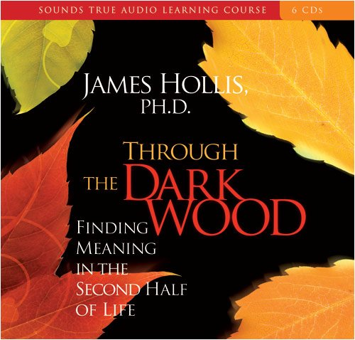 Through the Dark Wood: Finding Meaning in the Second Half of Life by Hollis, James