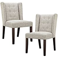 Madison Park FPF20-0270 Blakely Dining Chair (Set of 2)