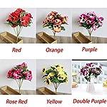 Artificial-Flowers-Table-Party-Office-Pansy-Fake-Desk-Ornament-Home-Decor-Simulation-Plant-Hotel-Bouquet-WeddingOrange