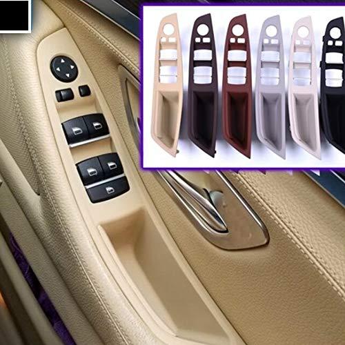 TOOGOO Linkslenker F/ür BMW 5 Serie F10 F11 520 525 Innent/ürgriff Innent/ürverkleidung Pull Zierblende Grau