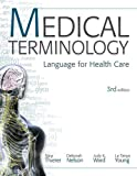 img - for MP Medical Terminology: Language for Health Care w/Student CD-ROMs and Audio CDs book / textbook / text book