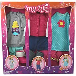 my life girl stuff