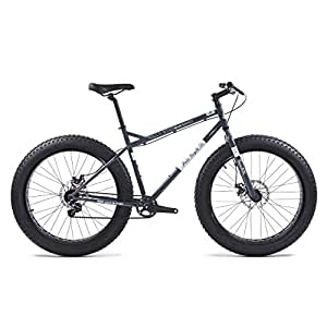 State Bicycle Offroad Division Megalith Fat Bike, Asphalt/White, One Size
