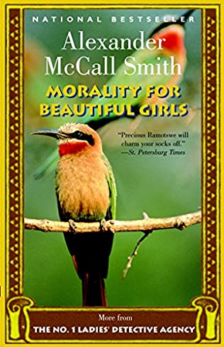 book cover of Morality for Beautiful Girls