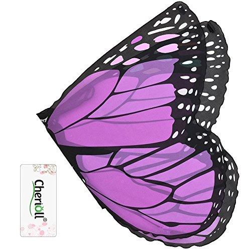Children's Butterfly Wings ,Halloween gift (Soft Butterfly Wings Costume)