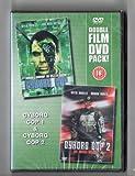 Cyborg Cop 1 & Cyborg Cop 2 by John Rhys-Davies,Morgan Hunter, Jill Pierce & Dale Cutts David Bradley