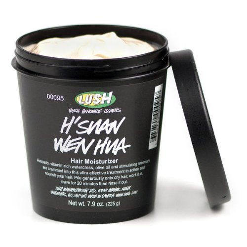 "Lush "" H'suan WEN HUA "" Intensely Moisturizing Treatment ..."
