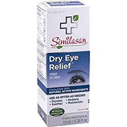Similasan Dry Eye Relief Eye Drops .33 Ounce