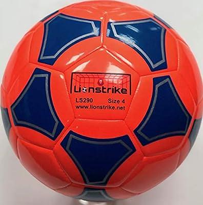 Balón de fútbol de cuero ligero de alta calidad, tamaño 4 ...
