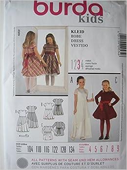 Amazon kleid 134