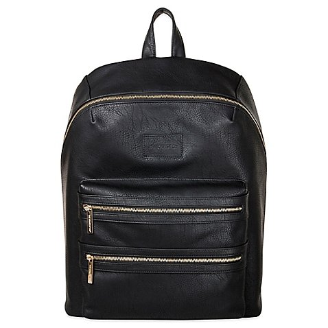 Honest City Backpack Diaper Black product image