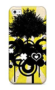 Premium YNNlMJd8241TgWZo Case With Scratch-resistant/ Vector By Temeyaro Case Cover For Iphone 5c