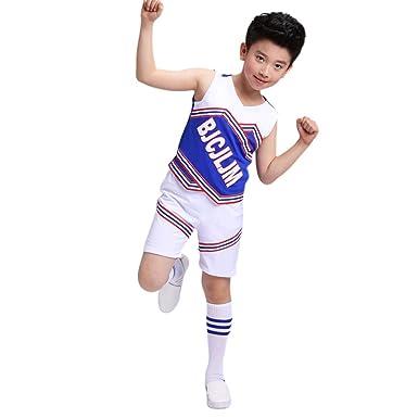 Amosfun - Disfraz de Animadora para niño, Uniforme Bild 1 120 cm ...