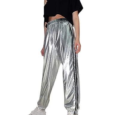 Daringjourney Pantalones Deportivos Mujer MujerPies ...
