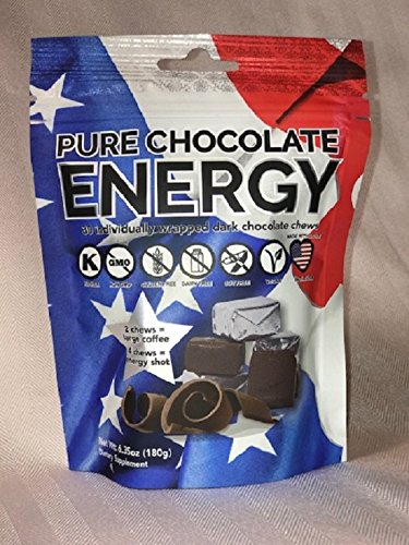 Pure Chocolate Energy by Purity & Grace