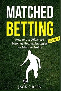 Matched betting books