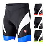 Souke Sports Men's Cycling Shorts 4D Padded...